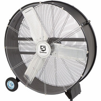Ventilador Abanico Industrial 36pulgadas, 1/3 Hp, 11,200 Cfm