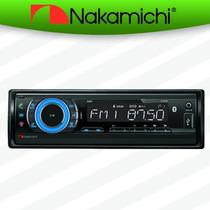 Buen Fin Autoestereo Bluetooth Nakamichi Na87 Us Sd Contol R