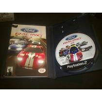 Ford Racing 2 Playstation 2 Completo Seminuevo Instructivo