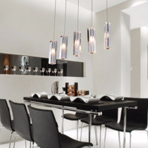 Lightinthebox® Stainless Steel 5-light Mini Bar Pendant