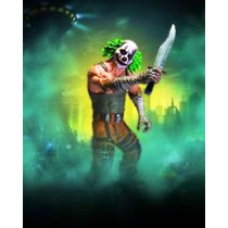 Figura Clown Thug Del Videojuego Batman Arkham City Serie 3