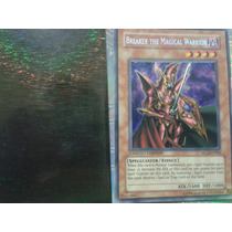 Carta Yu Gi Ho Breaker The Magical Warrior