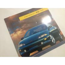 Chevrolet Z24 1995 Folleto Publicitario