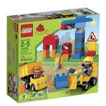 Lego Duplo Mi Primer Emplazamiento De La Obra 10518