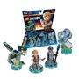 Lego Dimensions Jurassic World Ninjago Armable En Caja