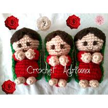 Virgensita De Guadalupe Amigurumi Crochet Vbf
