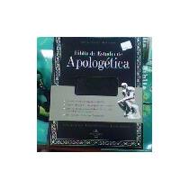 Biblia De Estudio De Apologética. Mn4