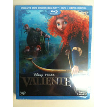 Valiente ( Brave ) ( 2 Bluray + Dvd + Copia Digital ) Lbf