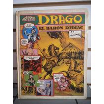 Drago El Baron Zodiac Noveno Arte Vintage