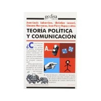 Libro Teoria Politica Y Comunicacion *cj