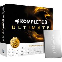 Native Instruments Komplete 8 Ultimate Software