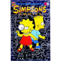 1994 Simpsons Comics # 3 Bongo Comics Bart Y Lisa