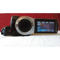 Video Camara Sony Handycam Dcr Sr45 Hybrid Hdd Como Nueva