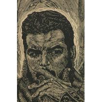 Leopoldo Morales Praxedis Grabado Linoleo Che Guevara