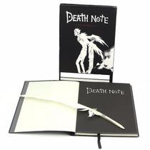 Death Note Libreta Con Reglas