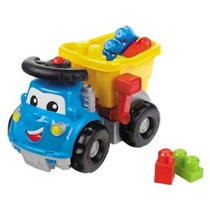 Camion De Volteo Steve Educación Preescolar