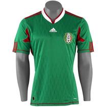 Jersey Adidas Oficial Y Original Selección Mexicana, Verde