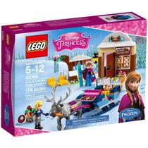 Lego 41066 Aventura En Trineo De Anna Y Kristoff