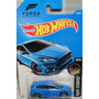 Hotwheels '16 Ford Focus Rs #90 2016