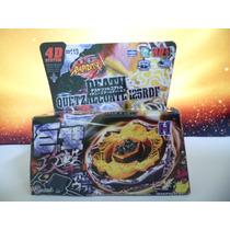 Custom Beyblade Death Quetzalcoatl 4d System