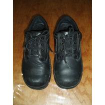 Botas De Seguridad Marca Hytest Color Negro Número 25.5