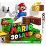 Super Mario 3d Land - Nintendo 3ds, 2ds, New 3ds Xl