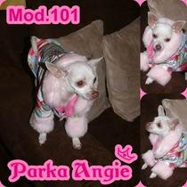 Hermosas Parka Diva Angie Super Calientita , Tu Perrita Lu