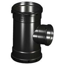 Tee C/reduccion H-h-h 110x50 (tuboplus Sanitaria) Lote 6 Pzs