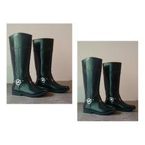 Botas Michael Kors Originales #3 Rain Boots Fulton Harness