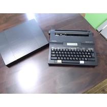 Maquina De Escribir Canon Typestar 10-ii, Funcionando Bien