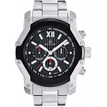 Oportunidad Fino Reloj Hombre Bulova Wintermoor 98b149