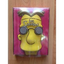 Los Simpsons Temporada 16 Completa En Dvd 4 Discos