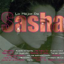Sasha Lo Mejor De Nuevo Sellado Flanstimbirichethalía Lucero