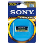 Pila Cr123a 3v Litio Sony Lithium Photo Bateria Cr17345