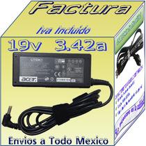 Cargador Original Acer Aspire 5250 5250-0619 19v 3.42a Lqe