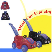Montables; Minicar Especiales Musicales (kitty,monster,froze