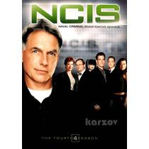 Ncis Criminologia Naval Temporada 4 Cuatro, Importacion, Dvd