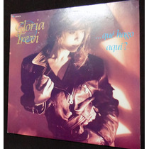 Gloria Trevi Qué Hago Aquí? L P México Pop Rock Inserto 1989