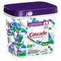 Cascade Platinum Pacs Lavavajillas Detergente Fresco Olor (8