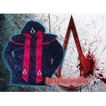 Chamarra Assassins Creed Brotherhood Altair Igo Coleccionabl