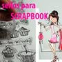 Sellos Scrapbook Transparentes De Polimero