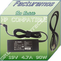 Cargador Compatible Hp All In One 619752-001 19v 4.7a Mmu