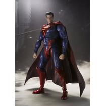Superman Injustice S H Figuarts Bandai
