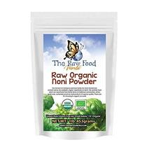 Certified Organic Wildcrafted Noni En Polvo 16 Oz
