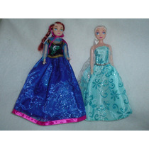 Elsa Y Anna Frozen Centros De Mesa 21h Para Tu Fiesta