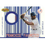 2001 Bb Franchise Fav Pinstripe Jersey Dave Winfield Yankees