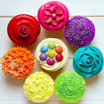 Recetas Cupcakes Dinero Negocio Pastel Decoracion