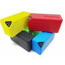 Bocina Tipo Jambox Mini Recargables Bluetooth Envio Gratis