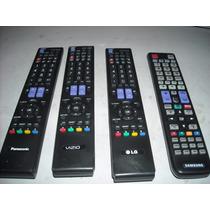 Control Plasma Sansung, Smart Tv 3d , Lg, Panasonic, Vizio