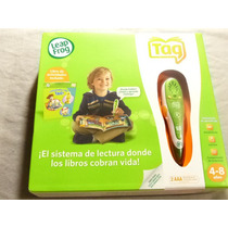 Leap Frog Tag Pluma Leer Escribir Tinker Bell Toy Story Libr